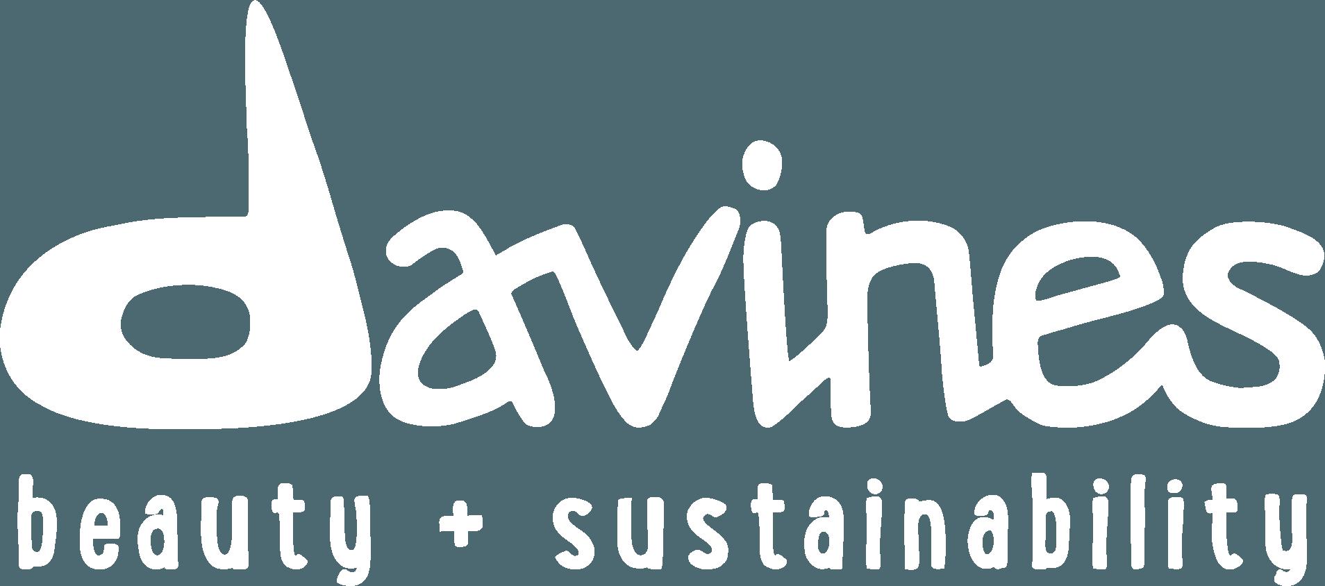 davines-logo-white