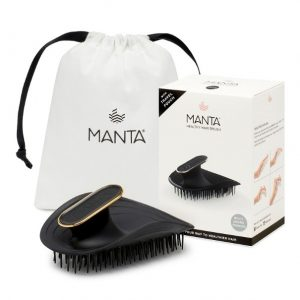 Manta Brush - top hair care tips